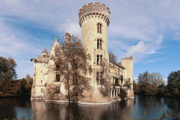 Château de la Mothe Chandeniers 21 600x400 - Un castillo francés salvado del derribo gracias al crowdfunding inmobiliario