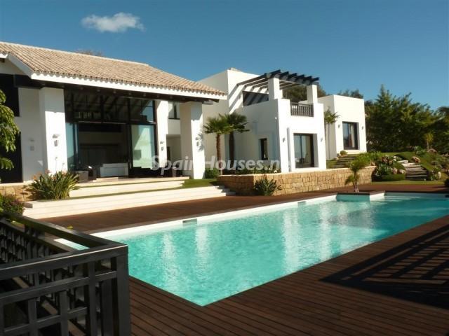 Chalet de lujo en Marbella 1 - Lujo en la Costa del Sol, espectacular chalet en Marbella