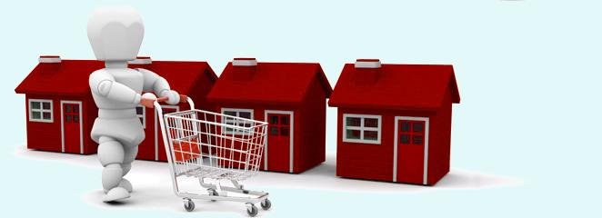 Comprar casa - El 55% de compradores paga al contado la vivienda usada
