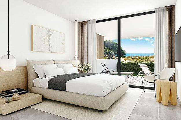DORMITORIO 1 4 - Este apartamento de lujo en Marbella es una oportunidad única que no puedes perder