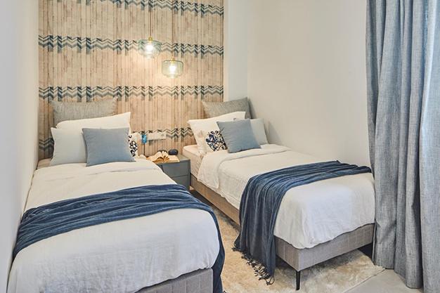 DORMITORIO 1 IBIZA - Si buscas vistas al mar, este apartamento de lujo en Ibiza te va a encantar