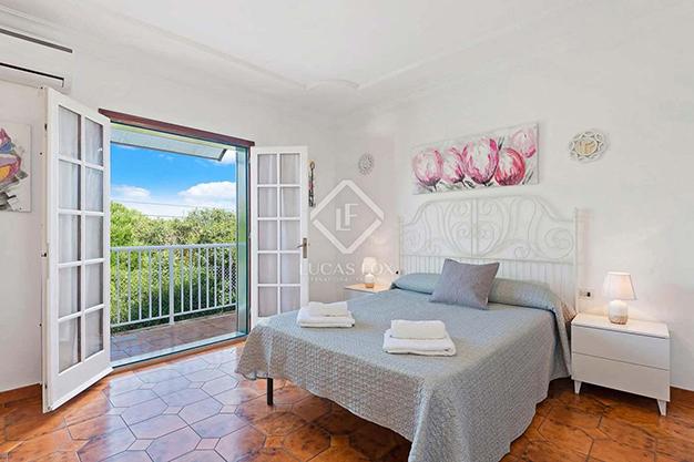 DORMITORIO 1 MENORCA - Vivir en el paraíso es posible con esta casa de lujo en Menorca