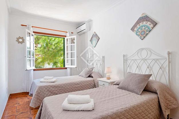 DORMITORIO 3 MENORCA - Vivir en el paraíso es posible con esta casa de lujo en Menorca