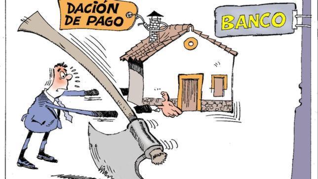 Dación en pago1 - La Eurocámara pide la dación en pago a los estados miembros