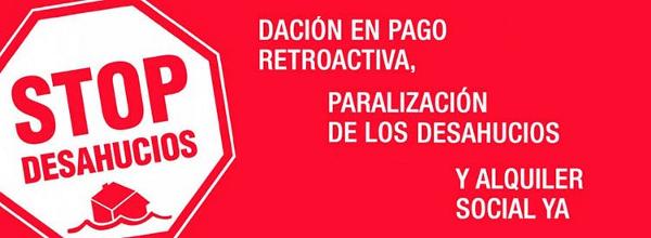 Dacion en pago - Dación en pago retroactiva, moratoria universal y un parque público de alquiler