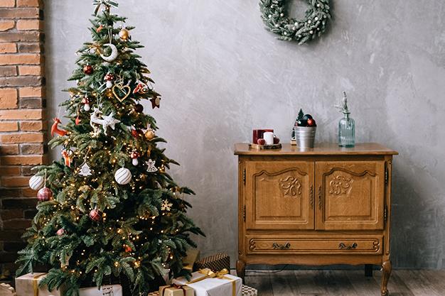 DecoNavidad arbol1 - Ideas para decorar la casa en Navidad de forma original