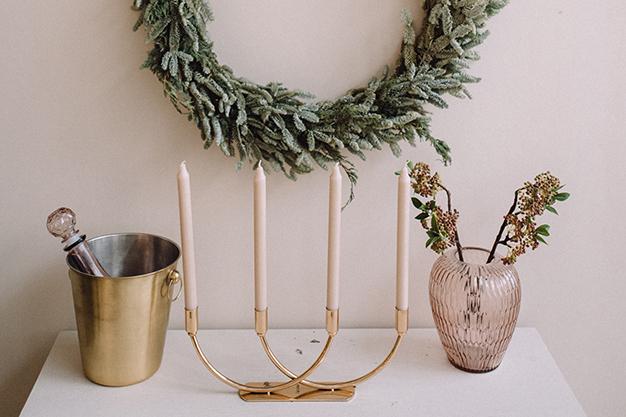 DecoNavidad Minimalista - Ideas para decorar la casa en Navidad de forma original