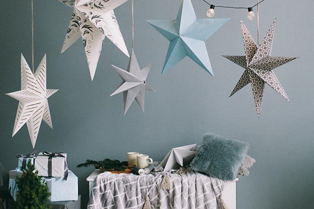 DecoNavidad diy4 - Ideas para decorar la casa en Navidad de forma original