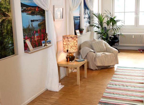 Decoración de oficina hogareña 21 - Las oficinas de eDarling se cubren de colores y creatividad