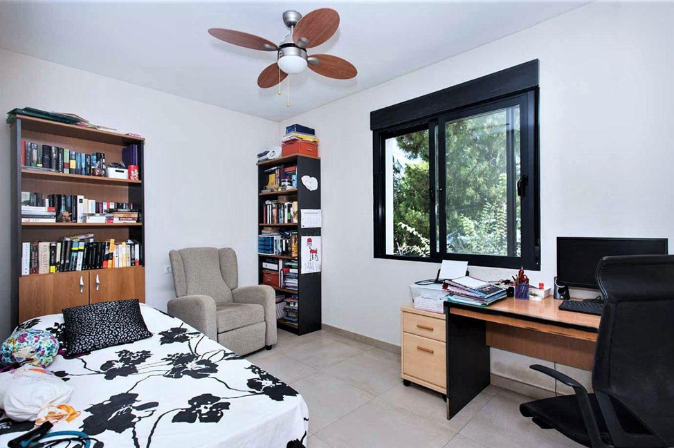 Dormitorio2 27 - Disfruta de los jardines, piscina y tranquilidad de esta casa individual en Alicante