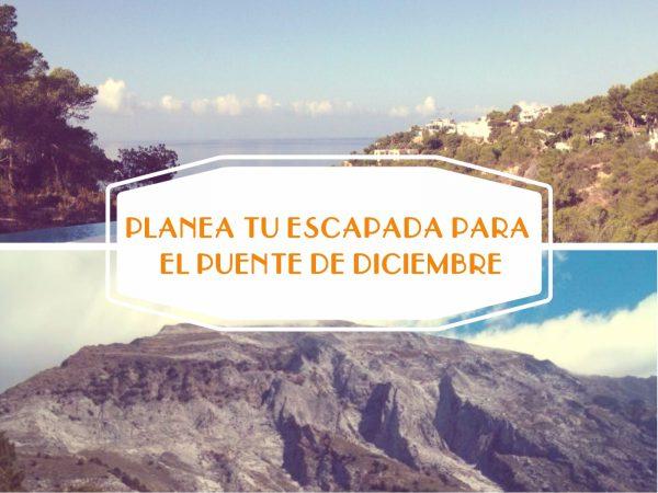 ESCAPADA1 600x450 - Desde la Sierra Blanca hasta las Islas Canarias ¡Planea tu escapada para el puente de diciembre!
