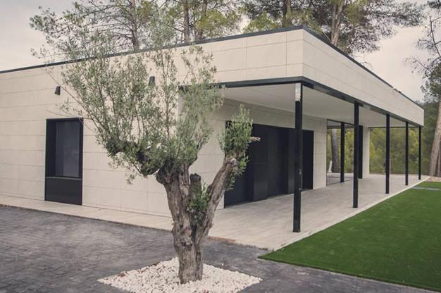EXTERIOR CAMPO - Llénate de energía cada día en esta casa en el campo en Alicante