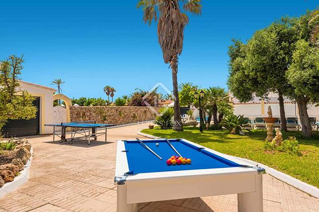 EXTERIOR MENORCA - Vivir en el paraíso es posible con esta casa de lujo en Menorca