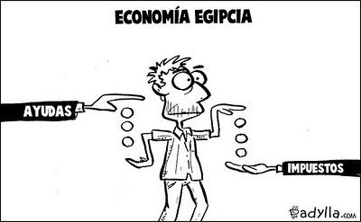 EconomiaEgipcia1 - Vivienda solicita a 8.000 benificiarios del RBE la devolución de las ayudas
