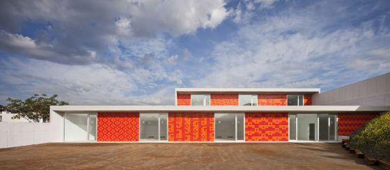 Escuela infantil Asunción Linares por Elisa Valero Granada - Premios FAD de Arquitectura 2012