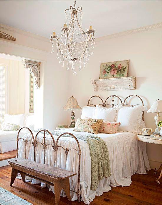 Estilo Shabby chic guiaparadecorar 1 - Shabby Chic: Descubre este estilo decorativo y las claves para adaptarlo en casa