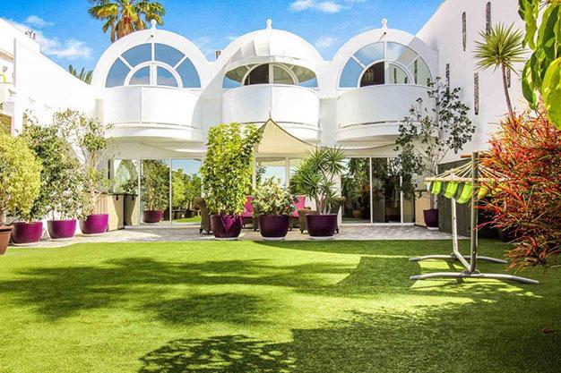 Excepcional villa con terrazas en Las Palmas increibles vistas al mar hasta el Teide - Excepcional villa con terrazas en Las Palmas: increíbles vistas al mar hasta el Teide