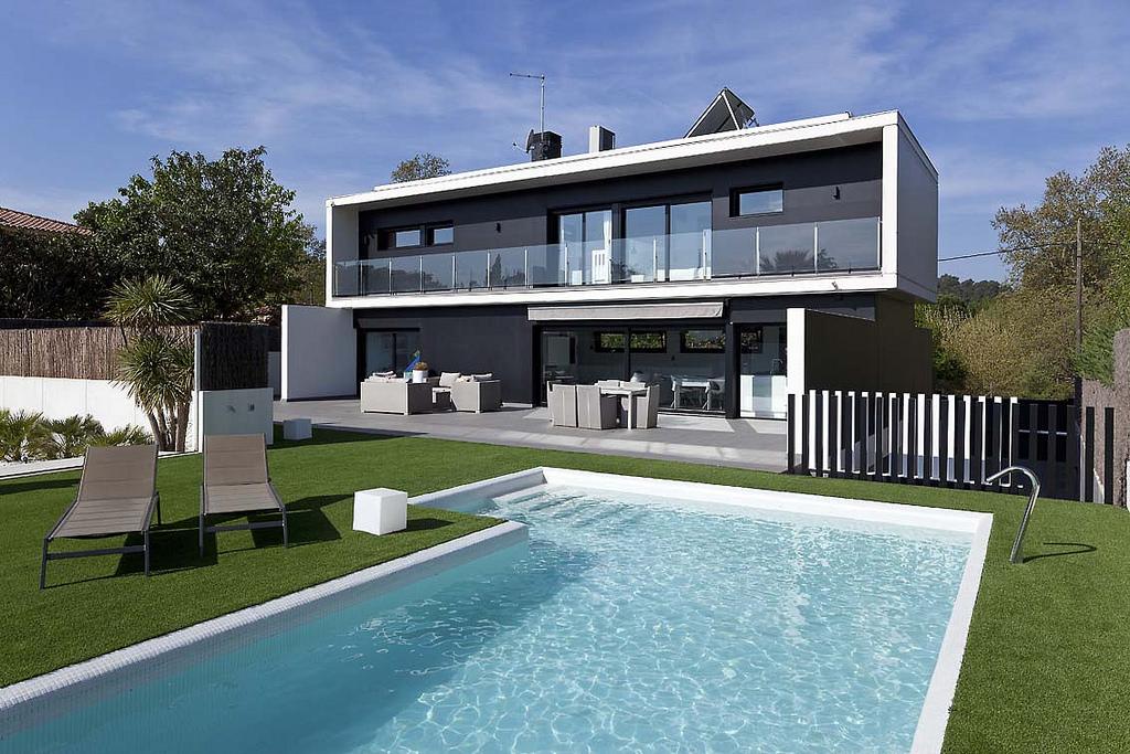 Las viviendas del futuro ser n ecol gicas eficientes for Casas jardin del mar