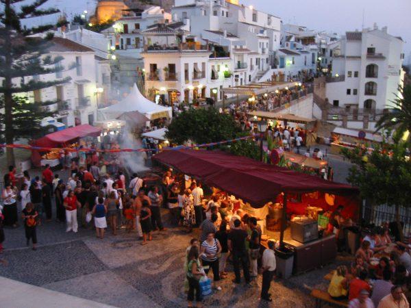 Festival 3 culturas 600x450 - Las mejores fiestas para visitar Andalucía este verano 2018