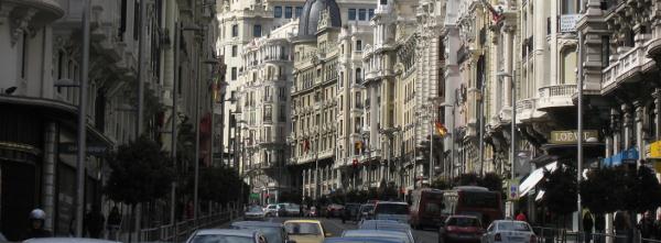 Plan de vivienda. Madrid