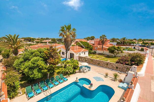 ISLA MENORCA - Vivir en el paraíso es posible con esta casa de lujo en Menorca