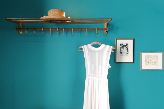 Ideas para hacer un vestidor en casa aprovechando cualquier hueco - Ideas para hacer un vestidor en casa aprovechando cualquier hueco