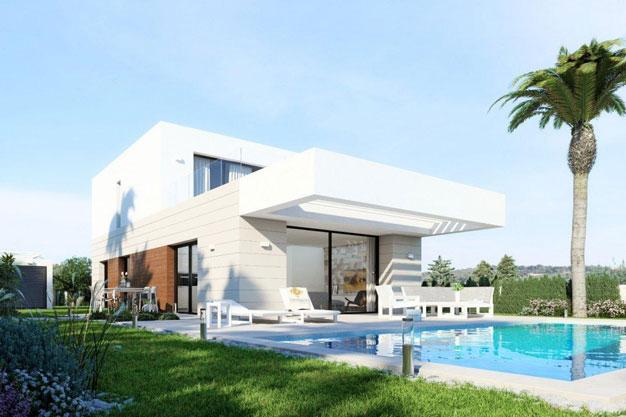 Impresionante villa en Alicante, moderna y con amplias zonas verdes