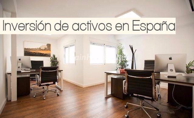 La inversión de activos en España crece por encima de Europa