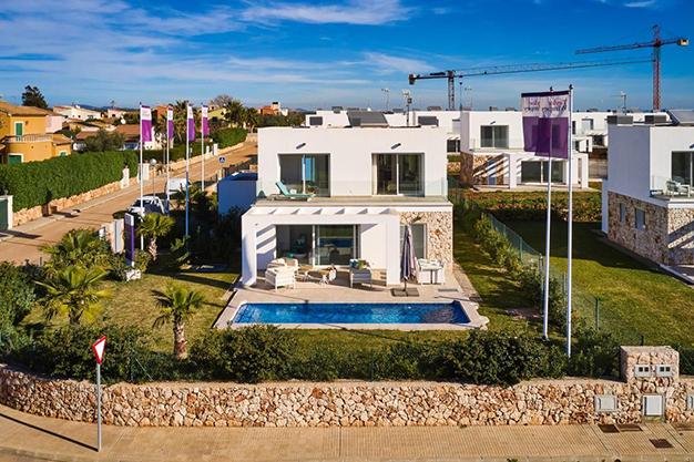 JARDINES MALLORCA - Personaliza tu nuevo hogar: Villas de lujo en Mallorca de nueva construcción