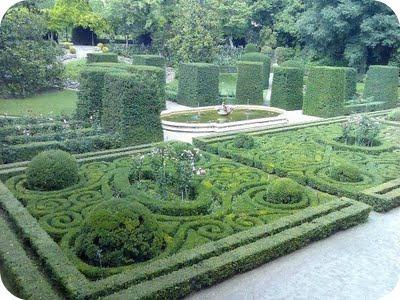 Jardin - Los Alba alquilan el palacio de Liria para fiestas