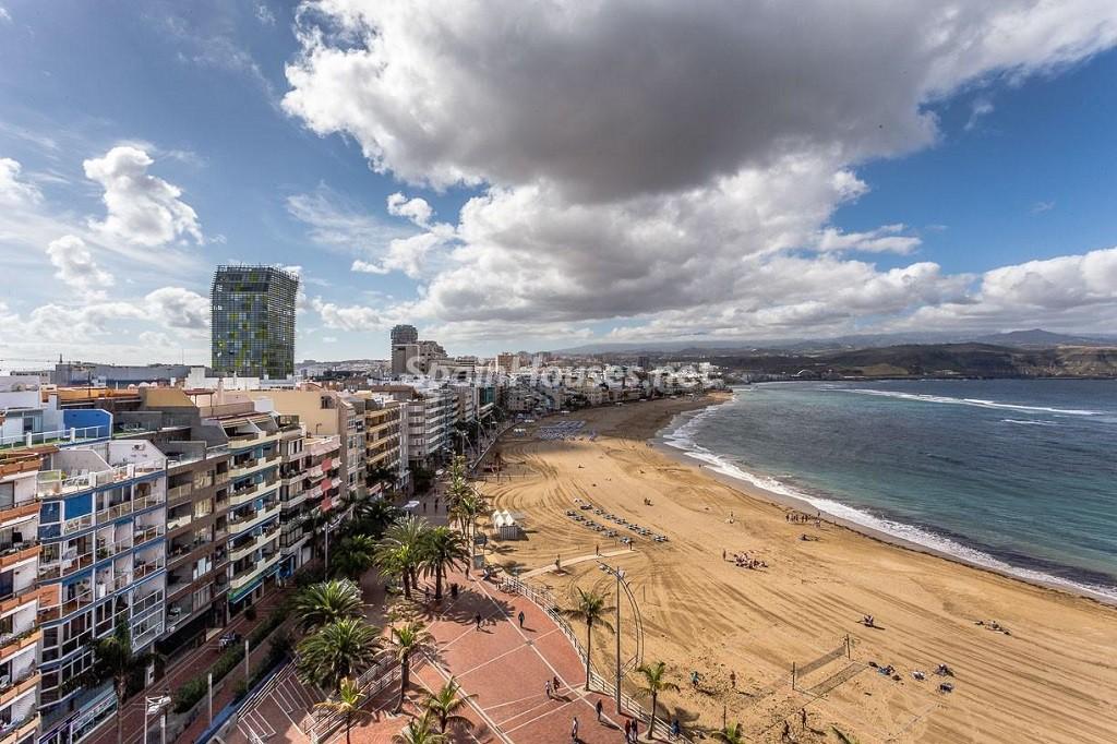LasCanteras LasPalmasdeGranCanaria 1024x682 - En enero la compra de viviendas creció un 26,6% y los precios un 2%, según los Notarios