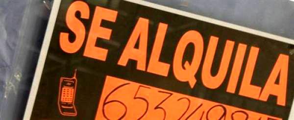 Ley de alquiler de viviendas