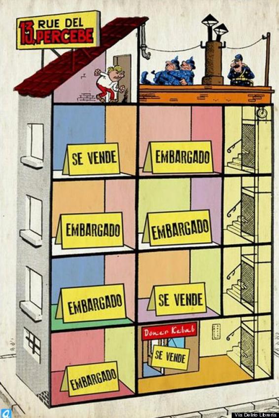 Los mas ricos de Europa en pisos - Españoles, griegos, portugueses y chipriotas, los que más pisos tienen en Europa