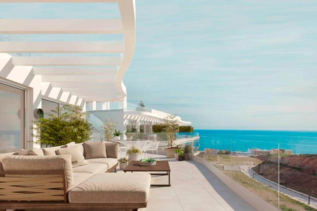 Lujoso apartamento en la Costa del Sol para comenzar una nueva vida - Lujoso apartamento en la Costa del Sol para comenzar una nueva vida