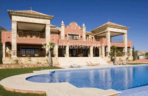El lujo de vivir en espa a noticias - Casas de lujo en marbella ...