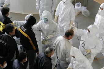 Miedo nuclear - Los héroes de Fukushima