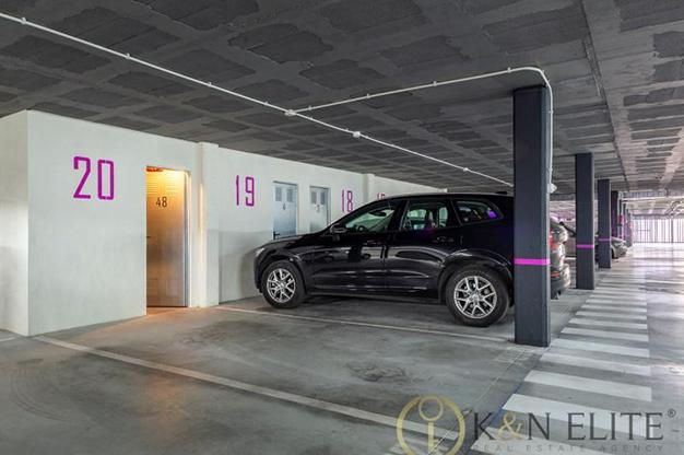 PARKING ALICANTE 1 - Descubre este piso junto a la playa en Alicante, ideal para aquellos que buscan un espacio moderno y cómodo