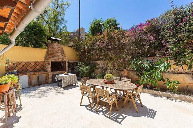 PATIO MALLORCA - Qué mejor que esta villa en Palma de Mallorca para disfrutar del sol y preciosas playas