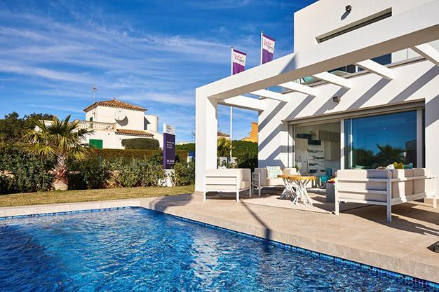 PERGOLA MALLORCA - Personaliza tu nuevo hogar: Villas de lujo en Mallorca de nueva construcción