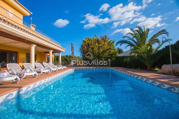 PISCINA ALICANTE 2 - Encuentra tu nuevo hogar en este chalet de lujo en Alicante