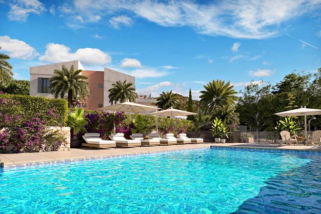 PISCINA MALLORCA 1 - Oportunidad única: exclusivo apartamento en Mallorca a 500 metros de la playa