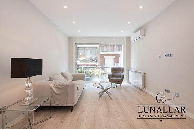 PRINCIPAL SARRIA - Descubre este lujoso apartamento en Barcelona ubicado en una zona exclusiva y de prestigio