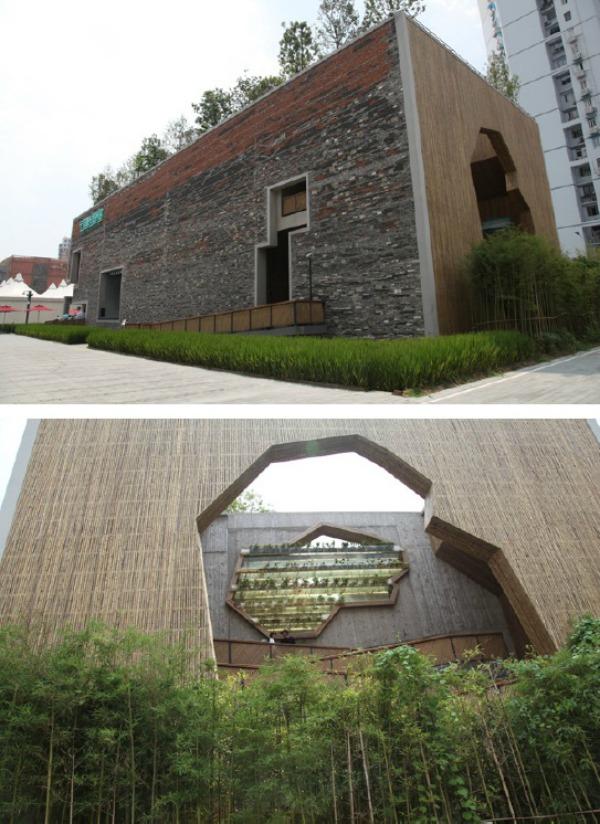 Pabellón de Ningbo Tengtou en Shanghai Expo c - Recorrido por la arquitectura del Pritzker Wang Shu