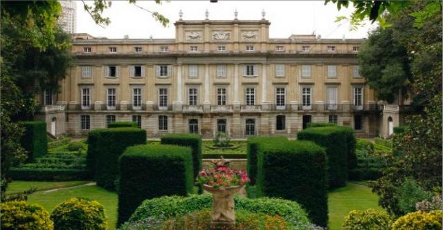 Palacio de Lirira - Las casas de Cayetana (Duquesa de Alba)