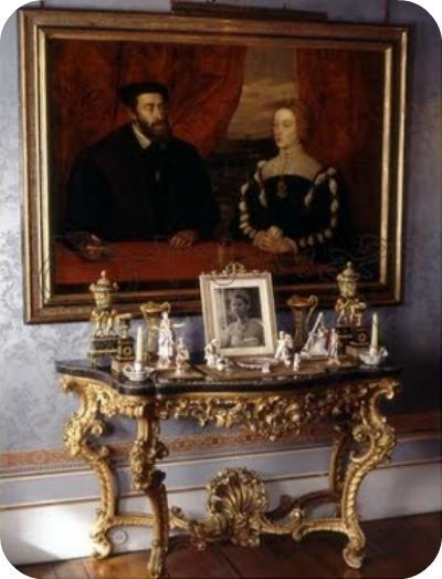 Palacio4 - Los Alba alquilan el palacio de Liria para fiestas