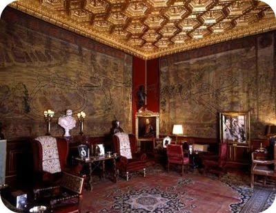 Palacio5 - Los Alba alquilan el palacio de Liria para fiestas