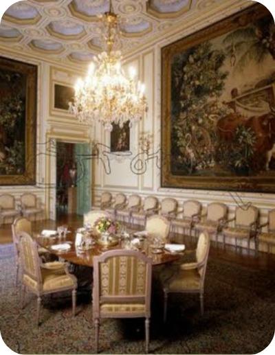 Palacio7 - Los Alba alquilan el palacio de Liria para fiestas