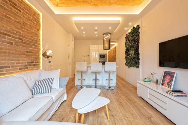 Piso en el centro histoirico de Barcelona diseno y lujo para disfrutar de la Ciutat Vella - Piso en el centro histórico de Barcelona: diseño y lujo para disfrutar de la Ciutat Vella
