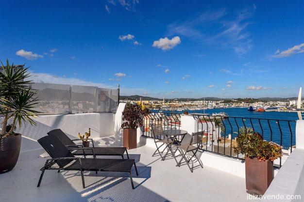 Piso frente al puerto en Ibiza todo el encanto maritimo - Piso frente al puerto en Ibiza: todo el encanto marítimo