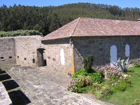 Property 558400000000009d000f543ed06b 10323029 - Vivir como reyes en un castillo del siglo XVIII en Finisterre, Galicia